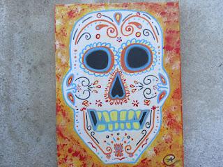 sugar skull eileenaart
