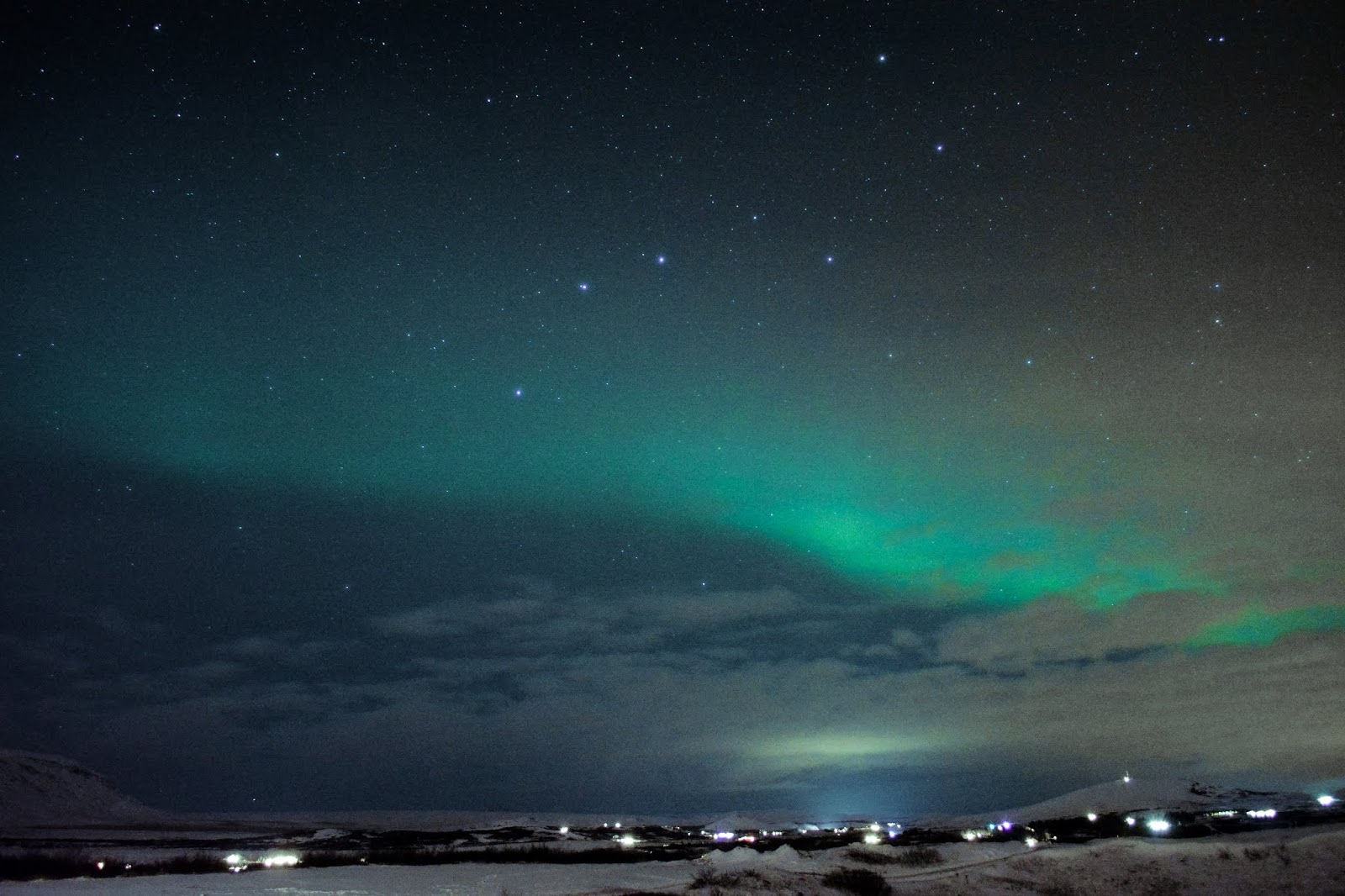 Iceland | How to photograph Northern Lights