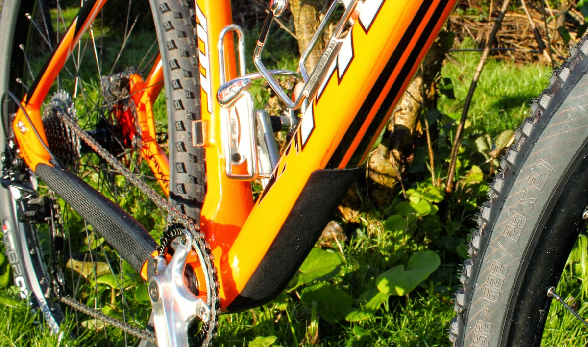Hints And Tips Carbon Bike Frame Protection