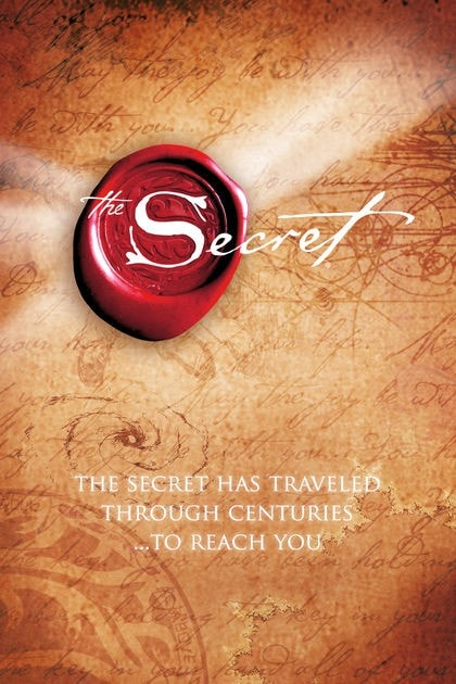 The Secret by Rhonda Byrne (2006)