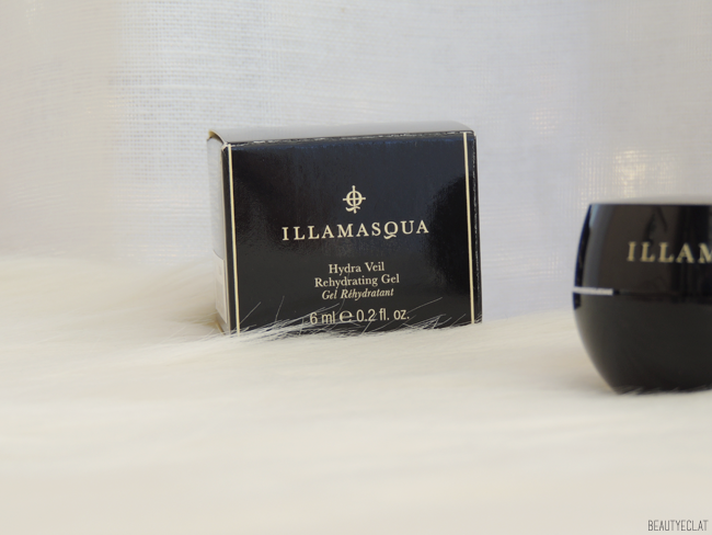 revue avis test illamasqua hydra veil primer gel rehydratant lookfantastic