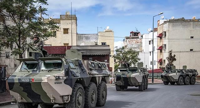 الصحراء الغربية، المغرب، جبهة بوليساريو، عملية عسكرية، معبر الكركرات، حربوشة نيوز