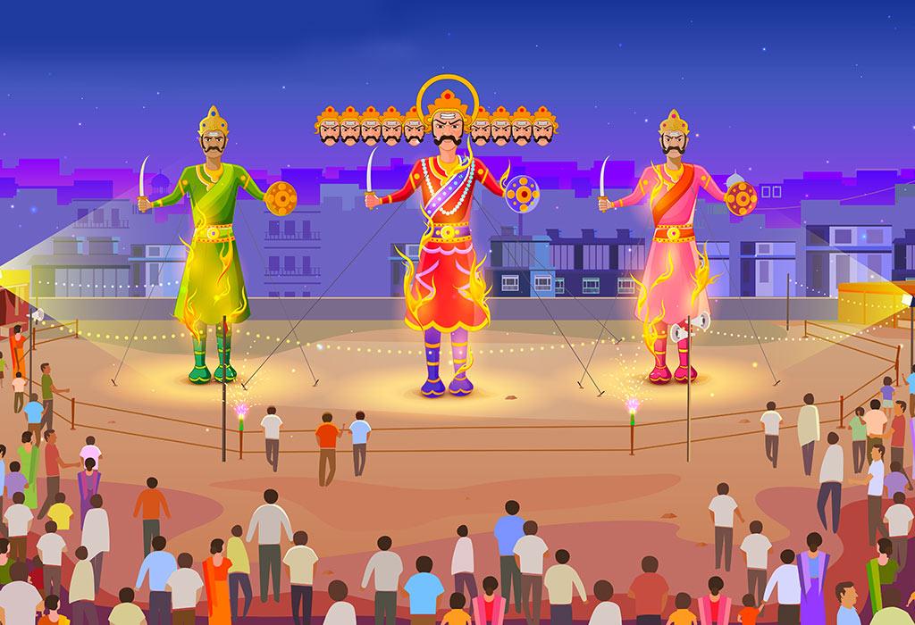 Dussehra, Dasara or Vijayadashami - Why Do We Celebrate It