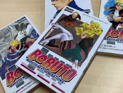 Baca Komik Boruto Naruto Next Generation 62 Sub Indo Lengkap Komiku