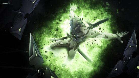 Genji - Overwatch - Quad HD 1440p