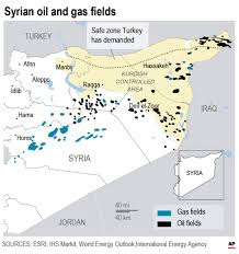 "Syria says US 'stealing' oil after American energy firm signs deal with Kurdish ""rebels"""