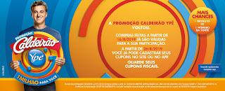 Promoção Caldeirão Ypê 2019