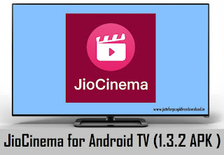 JioCinma For Android TV
