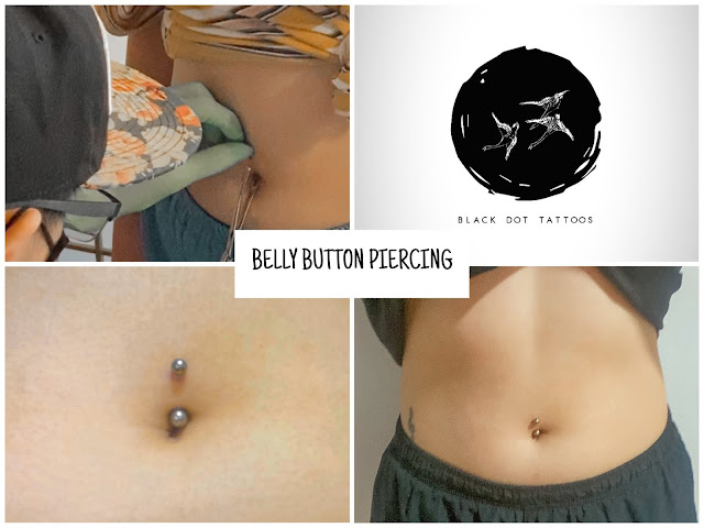 belly button piercing singapore