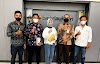 Ketua GMRB Rohil Kunjungi Bank Riau Kepri Bahas Kerjasama