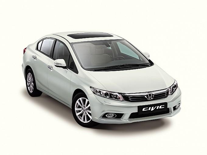 2013 Civic Sedan: 2013 Honda Civic Sedan