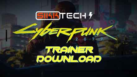 cyberpunk 2077 pc trainer download