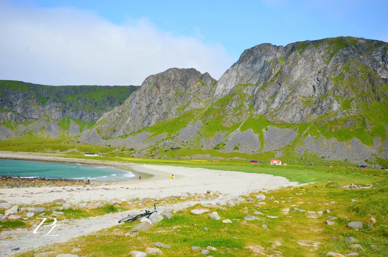 Unstad-beach