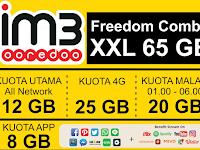 Harga Paket Internet Murah Im3 Terbaru Januari 2019