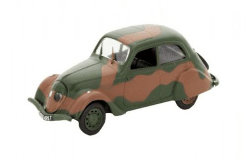 PEUGEOT 402 BLEGERE 1:43, voitures militaires de la seconde guerre mondiale
