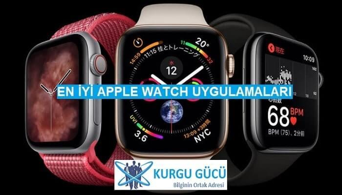 En İyi Apple Watch Uygulamaları - Kurgu Gücü