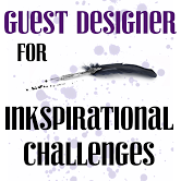 Guest Designer at Inkspirational