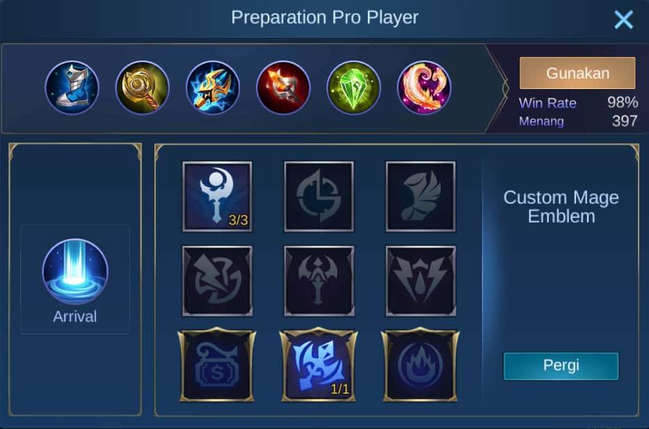 Mobile Legends Cecilion : Best Recommendation Build 2020
