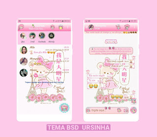 BSD Hello Kitty Theme For YOWhatsApp & Fouad WhatsApp By Syllvanna