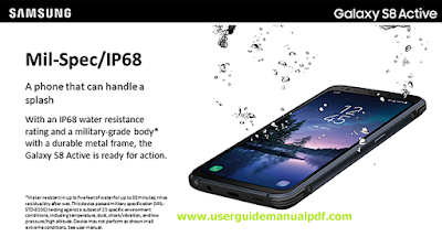 Samsung Galaxy S8 Active User Manual