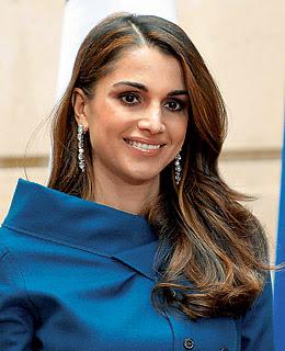 Sarahs Bag - Celebrities - HRH Queen Rania of Jordan