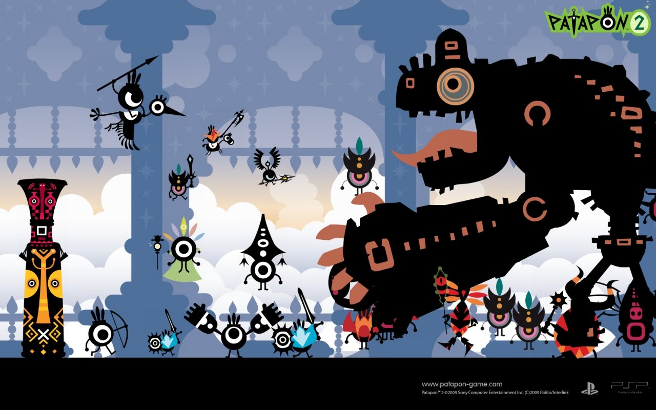 Patapon 2 Apk Iso Psp Download For Free