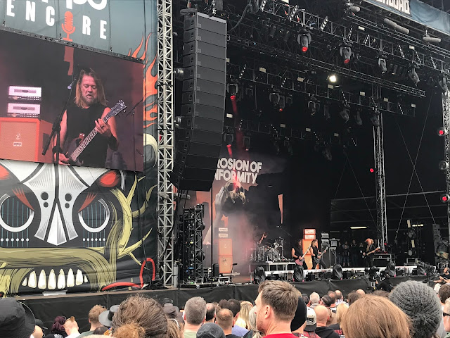 Corrosion of Conformity at Download UK 2018