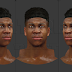 Giannis Antetokounmpo Cyberface 2K17 Version [FOR 2K14]