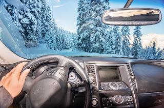 Cómo preparar el viaje en coche en invierno - Fénix Directo Blog