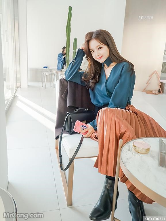 Người đẹp Kim Shin Yeong trong bộ ảnh thời trang tháng 1/2017 (38 ảnh)