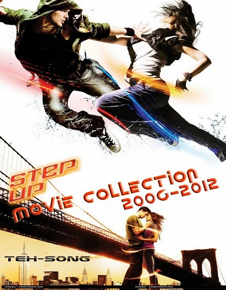 Step up Collection (2006-2014) ταινιες online seires oipeirates greek subs