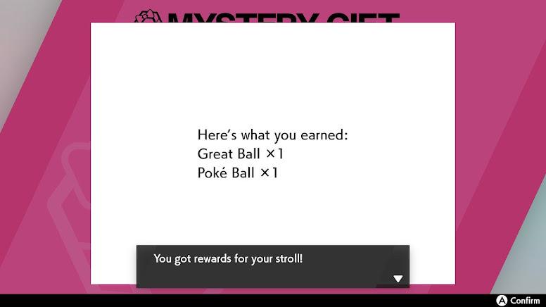 Poké Ball Plus Rewards Sword Shield