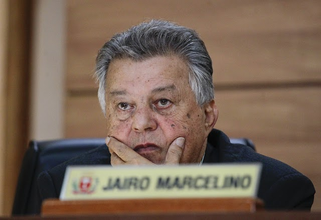 Morre o vereador de Curitiba Jairo Marcelino vítima de COVID-19