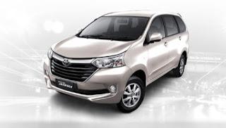 Harga Toyota Avanza di Pontianak Warna White