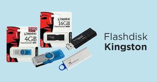 Daftar Harga Flashdisk Kingston Murah Original Terbaru
