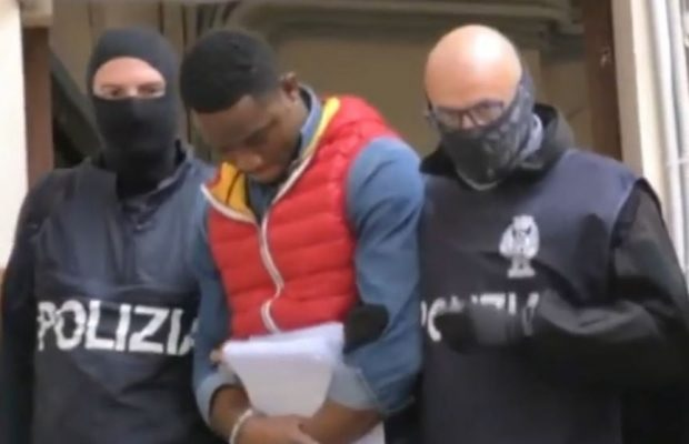 20 Nigerians arrested as Italian Police raid Black Axe mafia gang