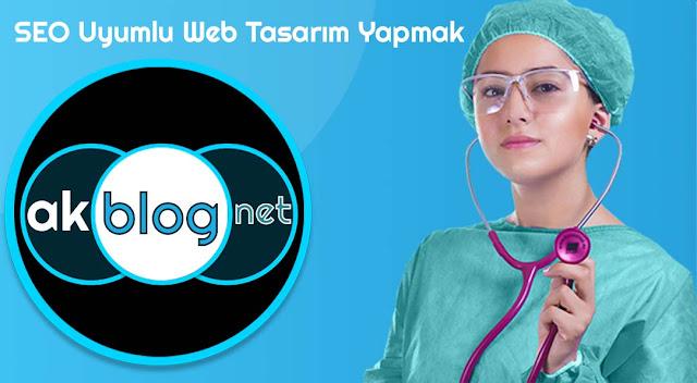 SEO Uyumlu Web Tasarım Site Yapmak