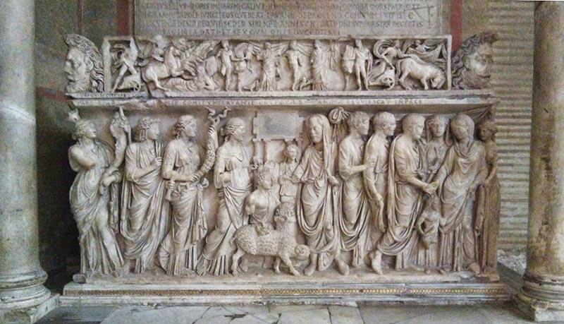 sao lourenco guia de roma portugues - Basílica de São Lourenço Fora dos Muros