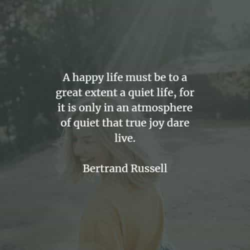 Happy life quotes and sayings that'll bring you joy