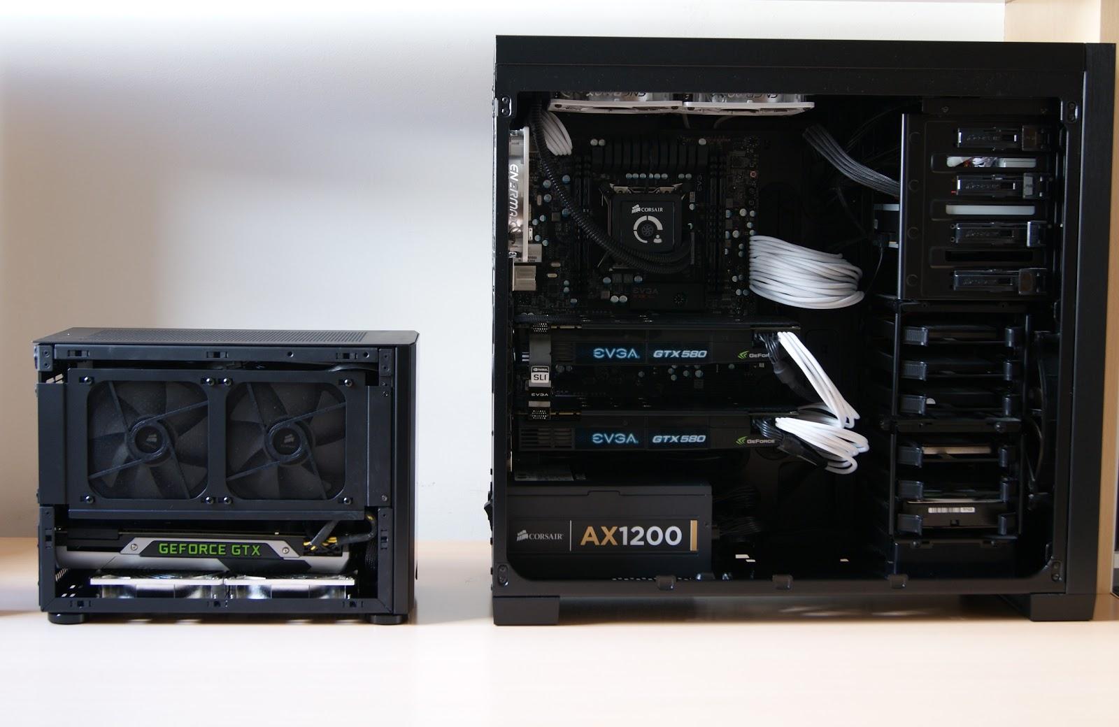 Minimax vs Blackow: i7-4770K vs i7-3930K, GTX 780 Ti vs GTX 580 SLI