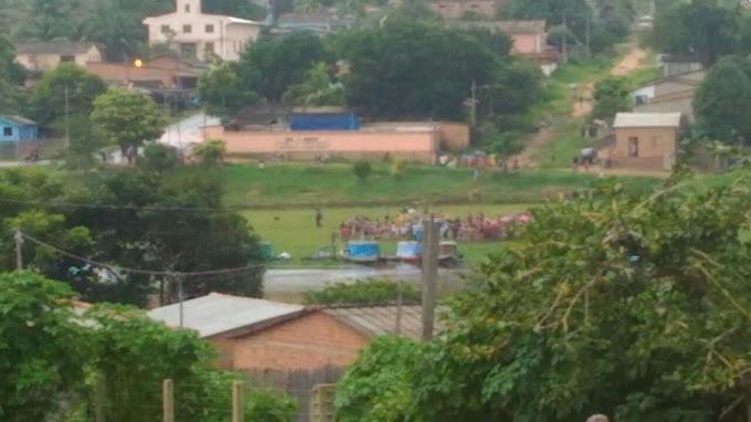 Raio mata duas crianças em Óbidos, no Pará