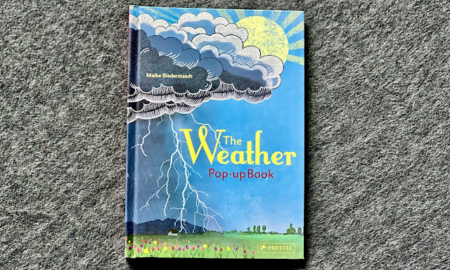 The front cover of The Weather book by Maike Biederstädt
