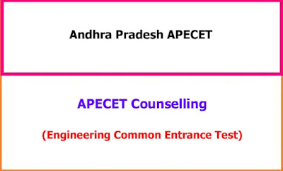 AP ECET Counselling