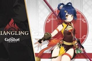 Tips Build Terbaik Xiangling Genshin Impact