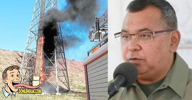 Terror en el pueblo por nombramiento de Reverol como Ministro de Energía
