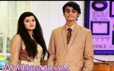 Ali And Umm-e-Habiba