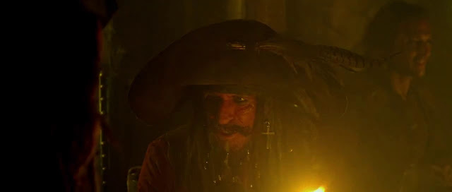 Screen Shot Of HOllywood Movie By Pirates of the Caribbean: On Stranger Tides (2011)  Download And Watch Online Free at Movies365.in