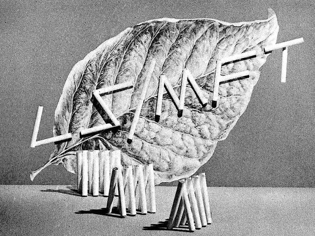 1954 tobacco LSMFT Lucky Strike cigarettes