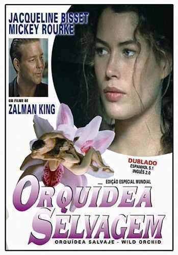 filme orquidea selvagem dublado
