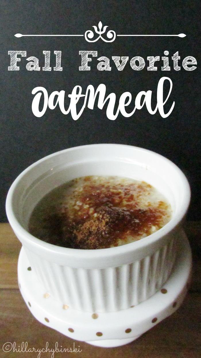 Ideas and inspiration for preparing oatmeal